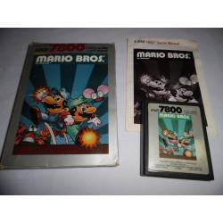 Jeu Atari 7800 - Mario Bros