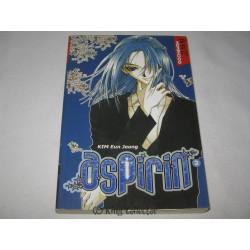 Manga - Aspirin - Volume n° 2 - Kim Eun Jeong