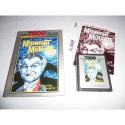 Jeu Atari 7800 - Midnight Mutants