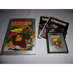 Jeu Atari 7800 - Donkey Kong