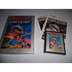 Jeu Atari 7800 - Choplifter
