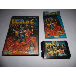 Jeu Mega Drive - Bare Kunckle / Streets of Rage - MD