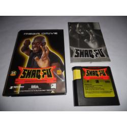 Jeu Mega Drive - Shaq-Fu - MD
