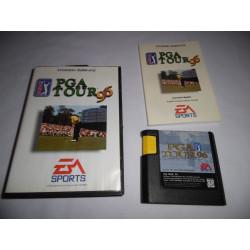Jeu Mega Drive - PGA Tour 96 - MD
