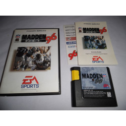 Jeu Mega Drive - Madden NFL 96 - MD