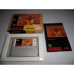 Jeu Super Nintendo - Indiana Jones Greatest Adventures - SNES