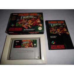 Jeu Super Nintendo - Donkey Kong Country - SNES
