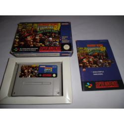 Jeu Super Nintendo - Donkey Kong Country 2 - SNES