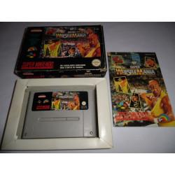 Jeu Super Nintendo - Super Wrestle Mania - SNES