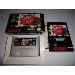 Jeu Super Nintendo - NBA Jam - SNES