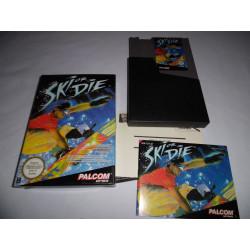 Jeu NES - Ski or Die