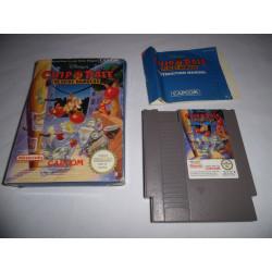 Jeu NES - Disney's Chip'N Dale Rescue Rangers