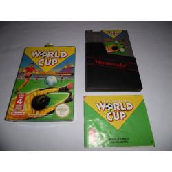 Jeu NES - Nintendo World Cup