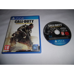 Jeu Playstation 4 - Call of Duty : Advanced Warfare - PS4