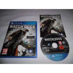 Jeu Playstation 4 - Watch Dogs - PS4