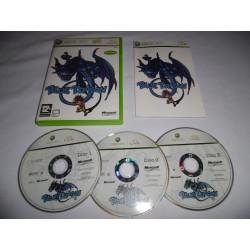 Jeu Xbox 360 - Blue Dragon