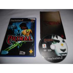 Jeu Playstation 2 - Primal - PS2