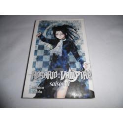 Manga - Rosario + Vampire Saison II - No 8 - Ikeda Akihisa - Tonkam