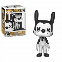Figurine - Pop! Games - Bendy and the Ink Machine - Dead Boris - Vinyl - Funko