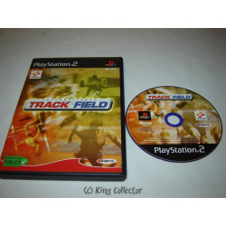 Jeu Playstation 2 - ESPN International Track & Field - PS2