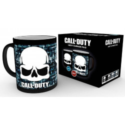 Mug / Tasse - Call of Duty - Thermique Skull - GB Eye