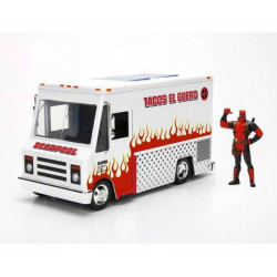 Réplique - Deadpool - Taco Truck 1/24 - Jada Toys