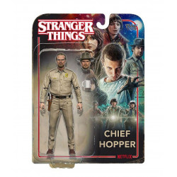 Figurine - Stranger Things - Chief Hopper - McFarlane