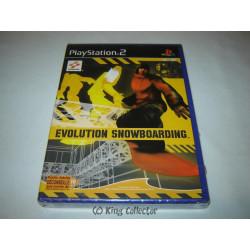 Jeu Playstation 2 - Evolution Snowboarding - PS2