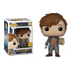 Figurine - Pop! Movies - Les Animaux Fantastiques 2 - Newt (Chase) - Funko