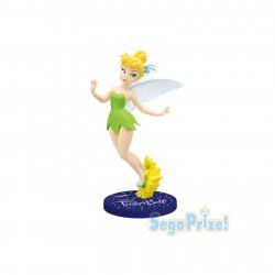 Figurine - Disney - Peter Pan - Fée Clochette Premium - SEGA