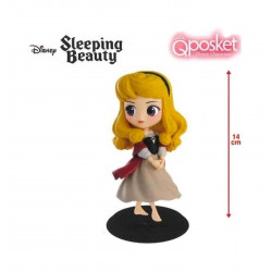 Figurine - Disney - Posket Q - Sleeping Beauty - Banpresto