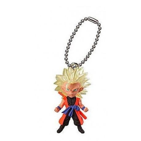 Porte-clé - Dragon Ball Super - UDM The Best 26 - Xeno Goku - Bandai