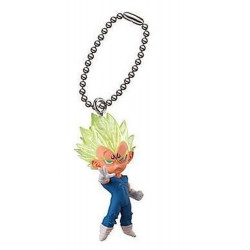 Porte-clé - Dragon Ball Super - UDM The Best 26 - Vegeta - Bandai