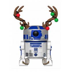 Figurine - Pop! Movies - Star Wars - Holiday R2-D2 - Vinyl - Funko