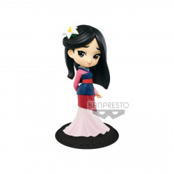 Figurine - Disney - Q Posket - Mulan Normal Color Ver. - Banpresto