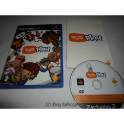 Jeu Playstation 2 - EyeToy : Play - PS2