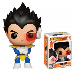 Figurine - Pop! Animation - Dragon Ball Z - Vegeta - Vinyl - Funko