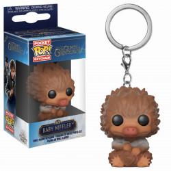 Porte-clé - Pocket Pop! Keychain - Les Animaux Fantastiques 2 - Tan Baby Niffler - Funko