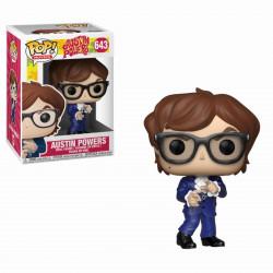Figurine - Pop! Movies - Austin Powers - Austin Powers - Funko