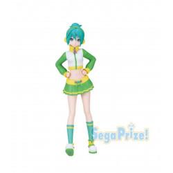 Figurine - Vocaloid - Hatsune Miku Project Diva Future Tone Jersey ver. - SEGA