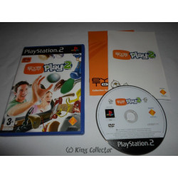 Jeu Playstation 2 - EyeToy : Play 2 - PS2