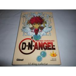 Manga - DN Angel - n° 01 - Sugisaki Yukiru - Glénat