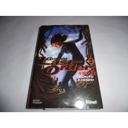 Manga - Gunnm Last Order - No 2 - Yukito Kishiro - Glénat