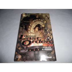 Manga - Gunnm Last Order - No 3 - Yukito Kishiro - Glénat