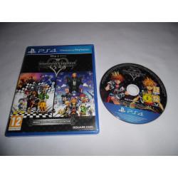 Jeu Playstation 4 - Kingdom Hearts HD 1.5 + 2.5 ReMIX - PS4