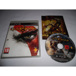 Jeu Playstation 3 - God of War III - PS3