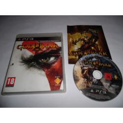 Jeu Playstation 3 - God of War III - PS3