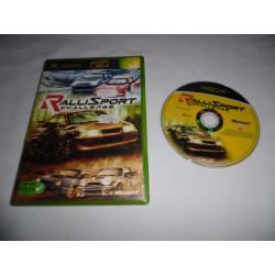 Jeu Xbox - Rallisport Challenge