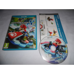 Jeu Wii U - Mario Kart 8