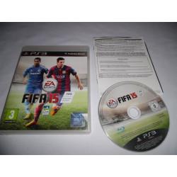 Jeu Playstation 3 - FIFA 15 - PS3